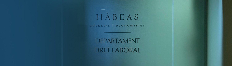 Departament Dret Laboral