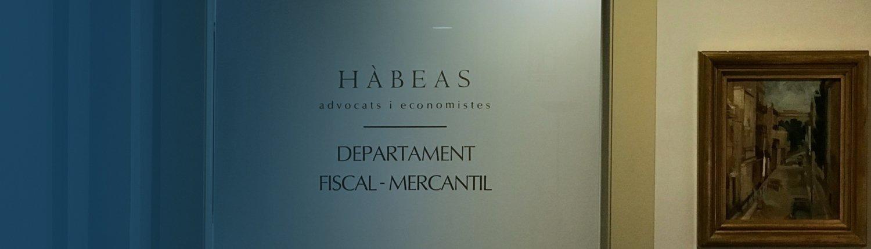 Departament Fiscal - Mercantil